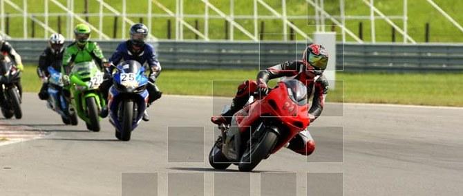 actionbike in Most von 31.07. - 02.08.2009