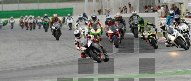 actionbike Misano an Ostern 2014