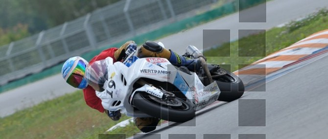 Einsteiger-Training mit actionbike in Brno am 16.07.2012