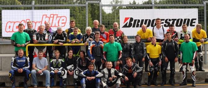 Einsteigertraining in Brno am 10.07.2008