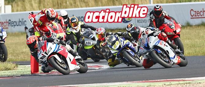 Rennwochenende in Most mit actionbike am 24. - 26.07.2020