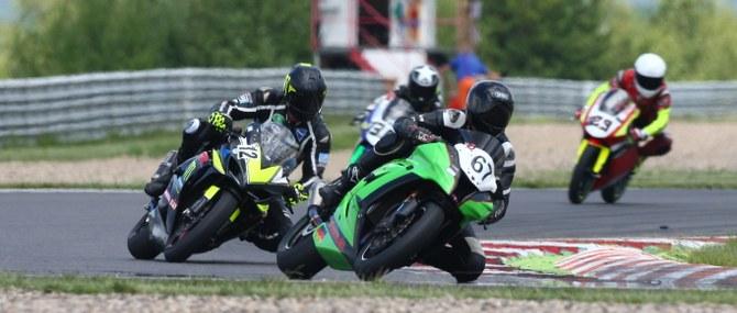 Dannhoff Motorsport in Most am 11. - 13.07.2014