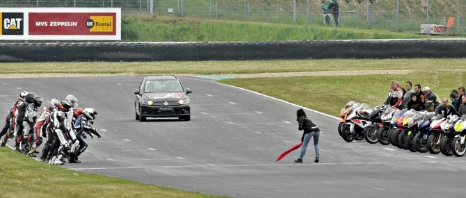Dannhoff Motorsport in Oschersleben am 16. - 17.05.2015