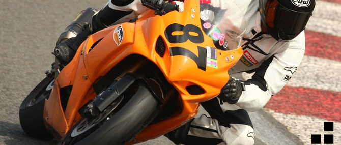 Dannhoff Motorsport in Zandvoort am 25. - 26.08.2014