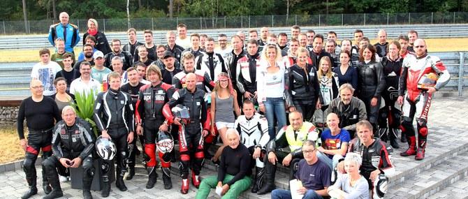 Dippold Racing im Driving Center Baden am 28.06.2014