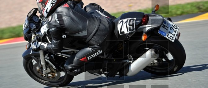 Doc Scholl auf dem Sachsenring am 17. - 18.08.2012
