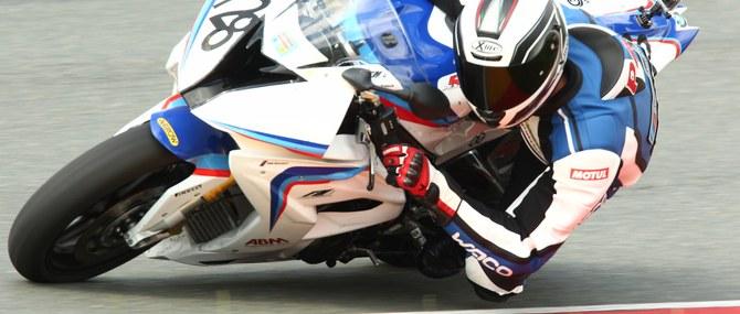 Doc Scholl auf dem Sachsenring am 30. - 31.07.2015