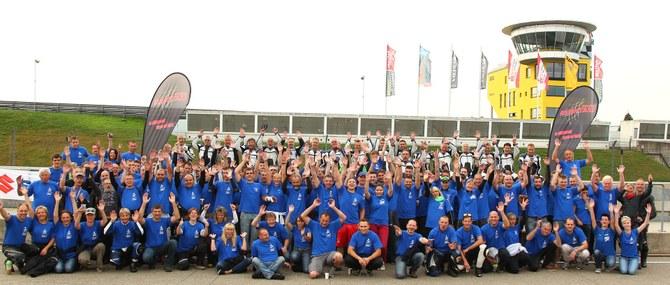 Instruktorenbörse auf dem Sachsenring am 22. - 23.08.2013