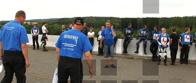 Suzuki Safety-Training auf dem Sachsenring am 04.08.2012