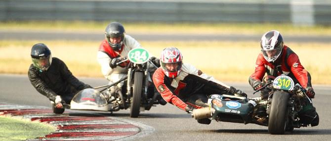 Klassik Motorsport in Most am 21. - 23.08.2015