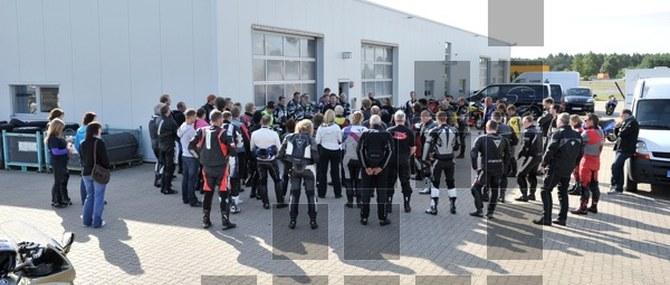 KM Training auf dem Contidrom am 21.07.2012