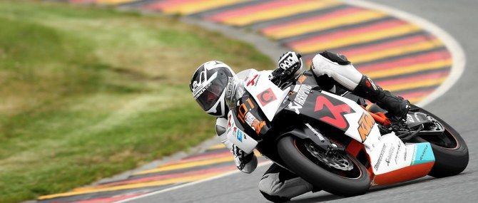 KM Training auf dem Sachsenring am 01.-02.06.2015