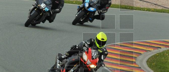 KM Training auf dem Sachsenring am 02. - 03.05.2011