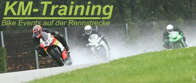 KM Training auf dem Sachsenring am 23.-24.08.2021