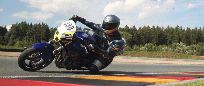 KM Training auf dem Sachsenring am 24. - 25.08.2015
