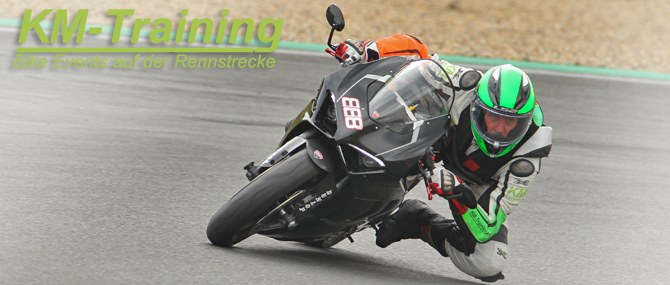 KM Training in Oschersleben am 05.08.2019