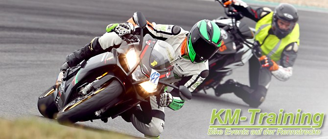 KM Training in Oschersleben am 10.08.2020