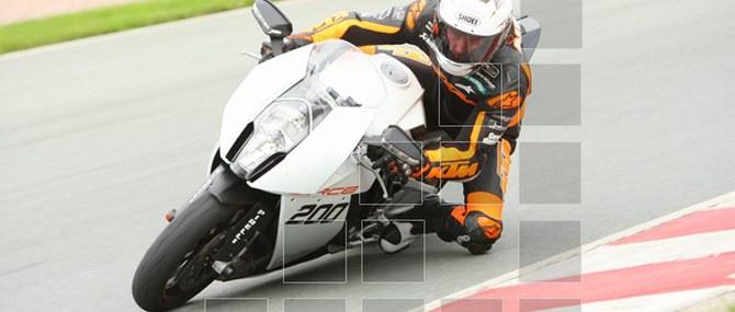 KTM TNT Sachsenring