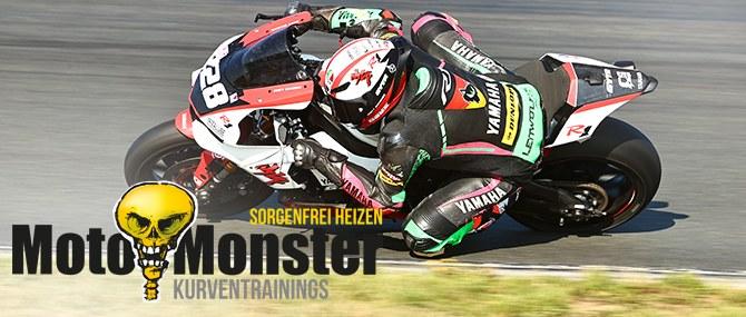MotoMonster Training in Oschersleben am 04.-05.09.2021