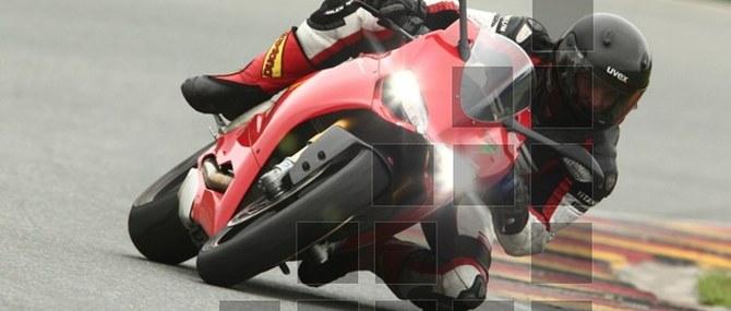 Motorrad Unger auf dem Sachsenring am 21. und 22.06.2012