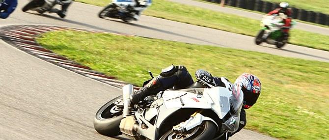 Abschluss Event von motorspeed auf dem Anneau du Rhin am 05.10.2014