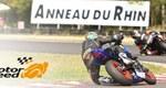 motorspeed auf dem Anneau du Rhin am 16.09.2020