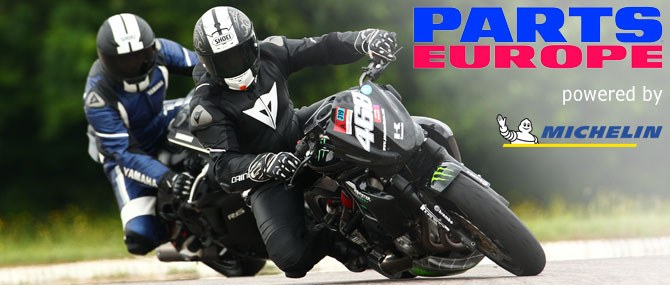 Parts Europe Driving Experience in Chènevières am 13.06.2018