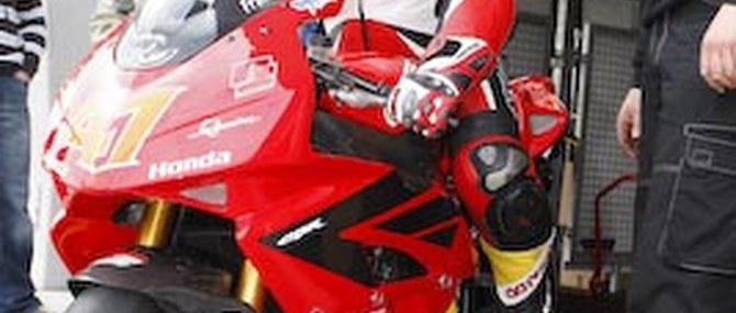 Auftrakttraining PZmotorsport Motorrad