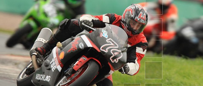Letztes Rennen des PZmotorsport Motorrad Cups auf dem Sachsenring 2007