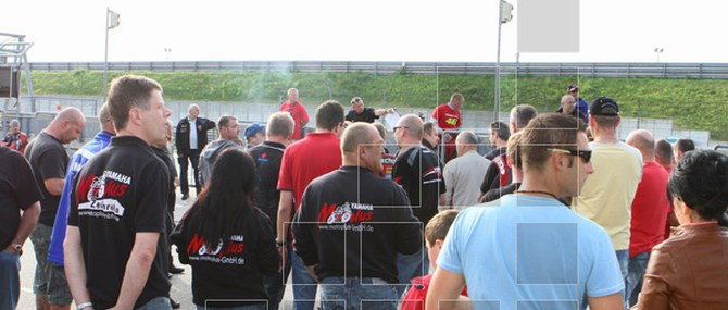 PZmotorsport Motorrad Cup am 27.07.2011