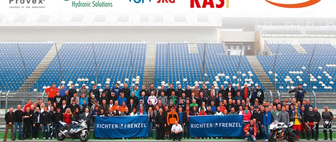 R+F Tourist Trophy 2013