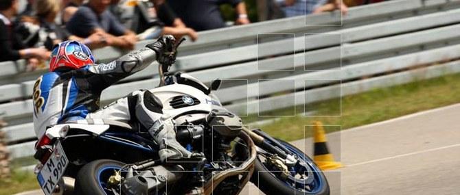 BMW Testride am 21.06.2009