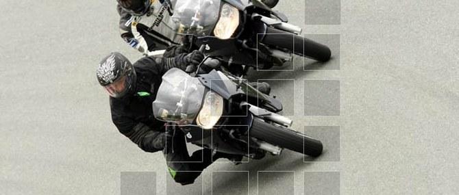 Team Moto Bike auf dem Sachsenring am 04. - 05.05.2009