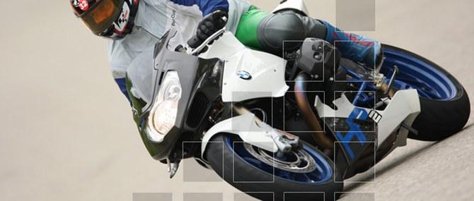 Team Moto Bike BMW Testride im LUK am 15.05.2010
