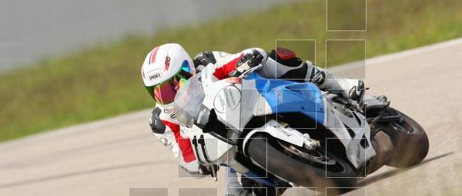 Team Moto Bike BMW Testride im LUK am 16.05.2010