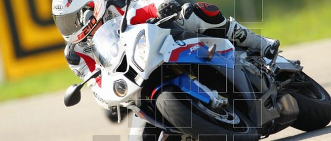 Team Moto Bike BMW Testride im LUK am 18.09.2010