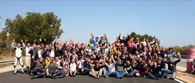 Team Moto Bike Calafat 2009