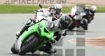 Team Motobike BMW-Testride auf dem Sachsenring am 24. - 25.05.2012