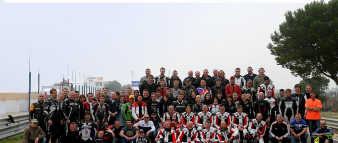 Team Motobike in Calafat