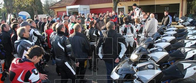 Team Motobike in L'Anneau de Rhin