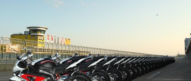 Team Motobike Testride auf dem Sachsenring am 02. - 03.06.2014