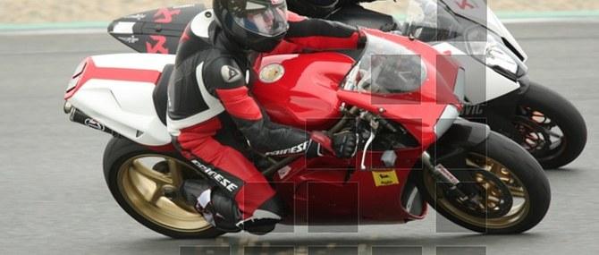 Team Motobike Twin Days 2012