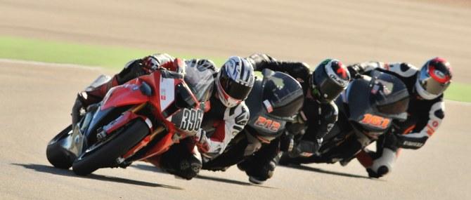 Saisonabschluss von Valentinos im Motorland Aragon vom 06.-10.10.2014