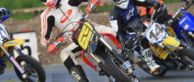 Bergos Supermoto Training 2