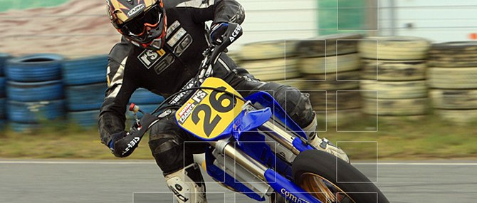 Bergos Supermoto Training am 06.10.2007