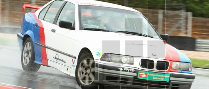 Drift-Training auf dem Sachsenring am 09.09.2011