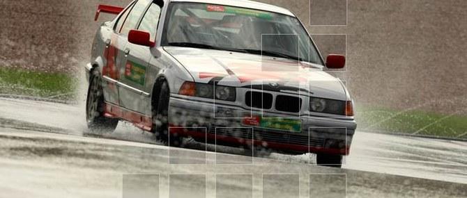 Drift- und Rennstreckentraining auf dem Sachsenring am 06.09.2008