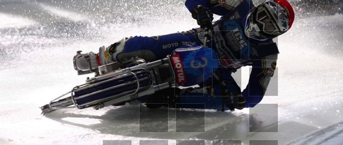 Ice Speedway Inzell 2013