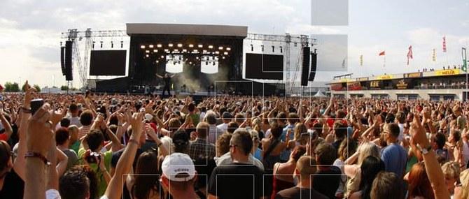 Konzerte bei Rock-the-Race