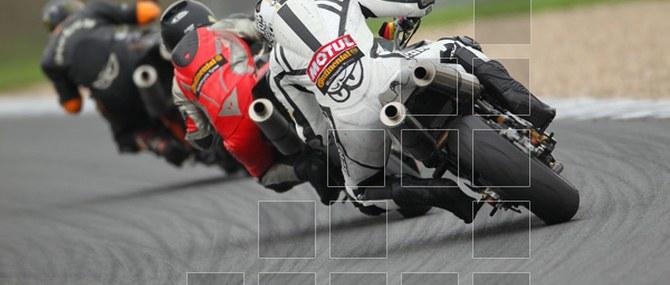 KTM Superduke Battle im Rahmen der German Speedweek Oschersleben 2010
